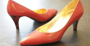Pointed Pumps-image